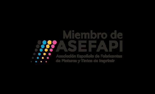 ASEFAPI - ASOCIACIÓN ESPAÑOLA DE FABRICANTES DE PINTURAS Y TINTAS DE IMPRIMIR