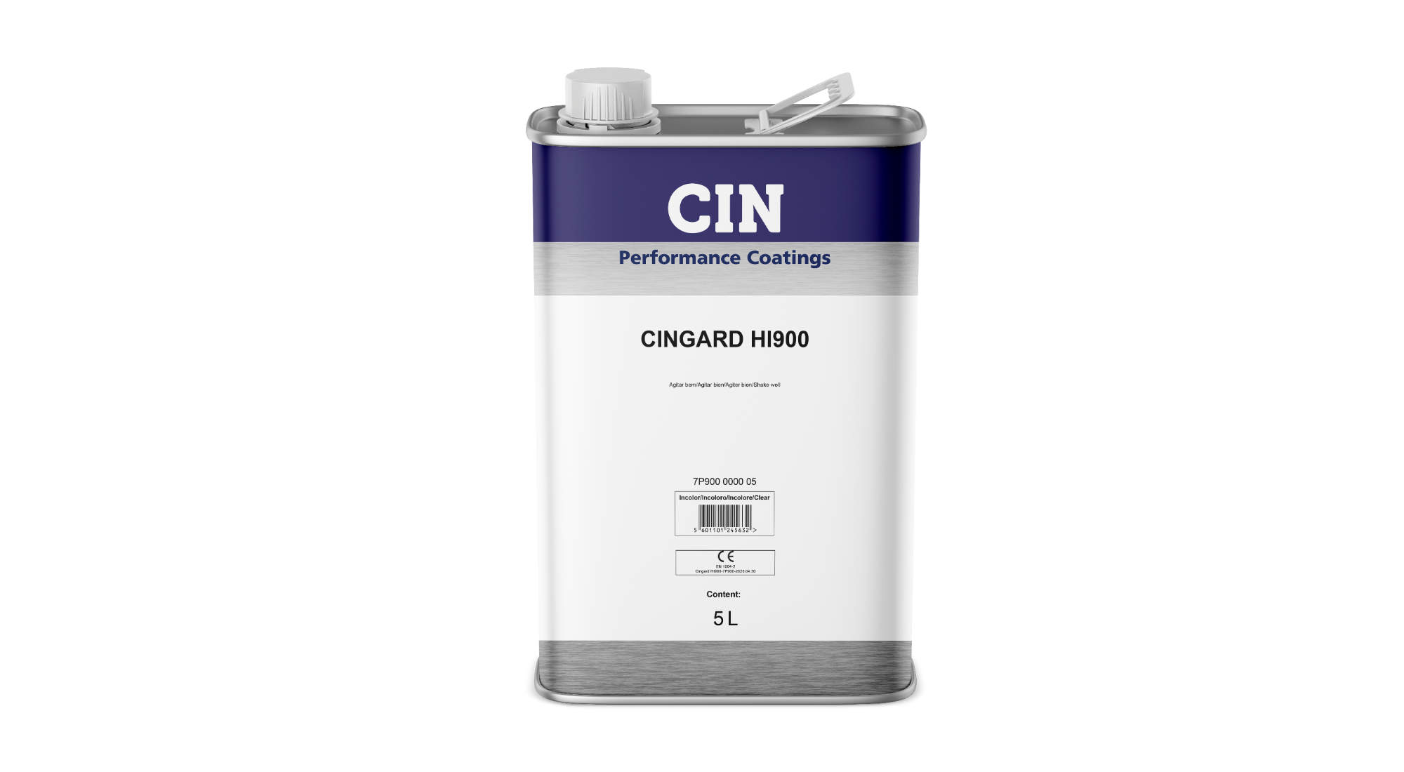 CIN launches CINGARD® HI900 for water repellent of façades, works of art and building structures