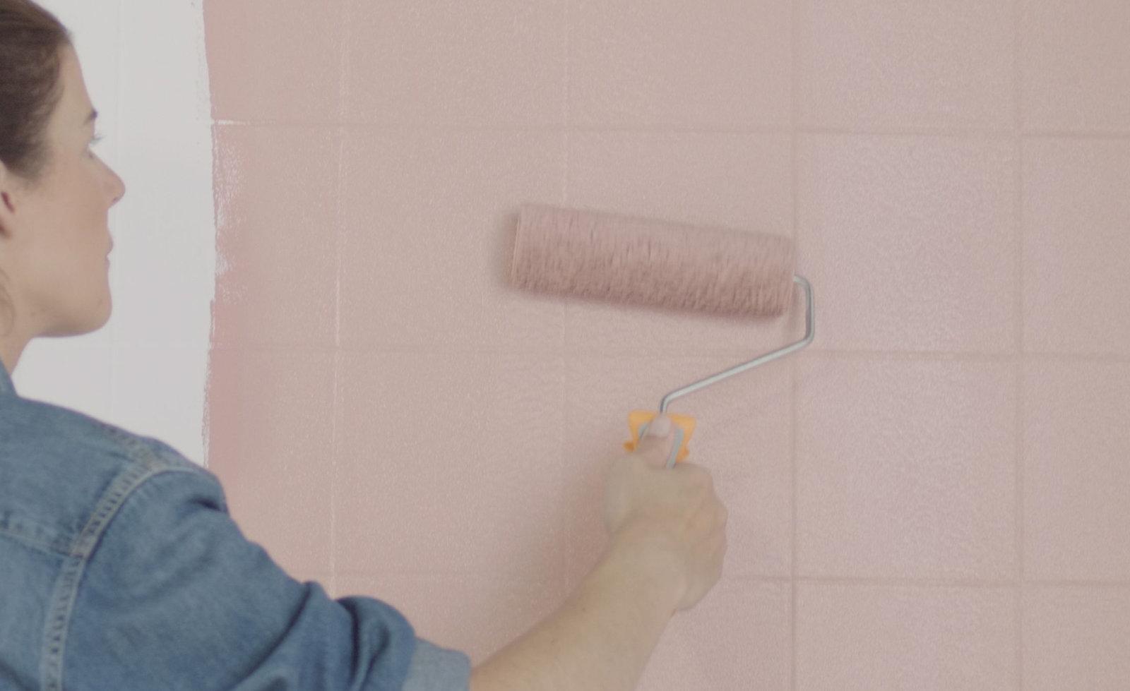 ¿Cómo pintar azulejos?