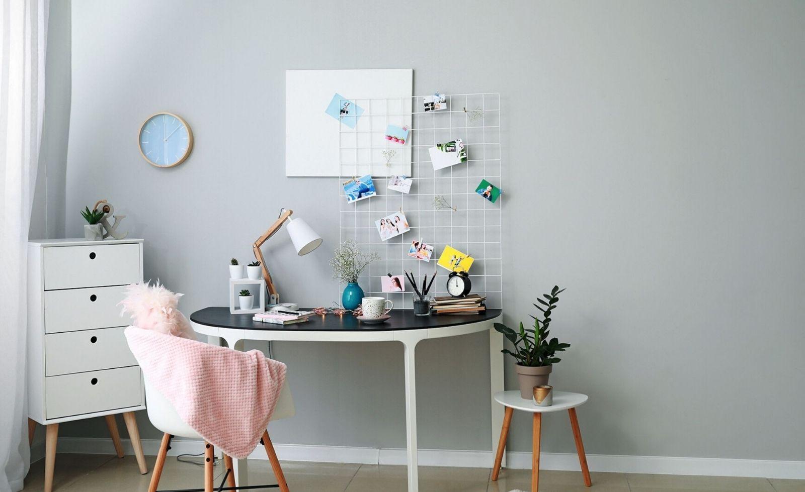Usa el color y llena de vida tu hogar.
