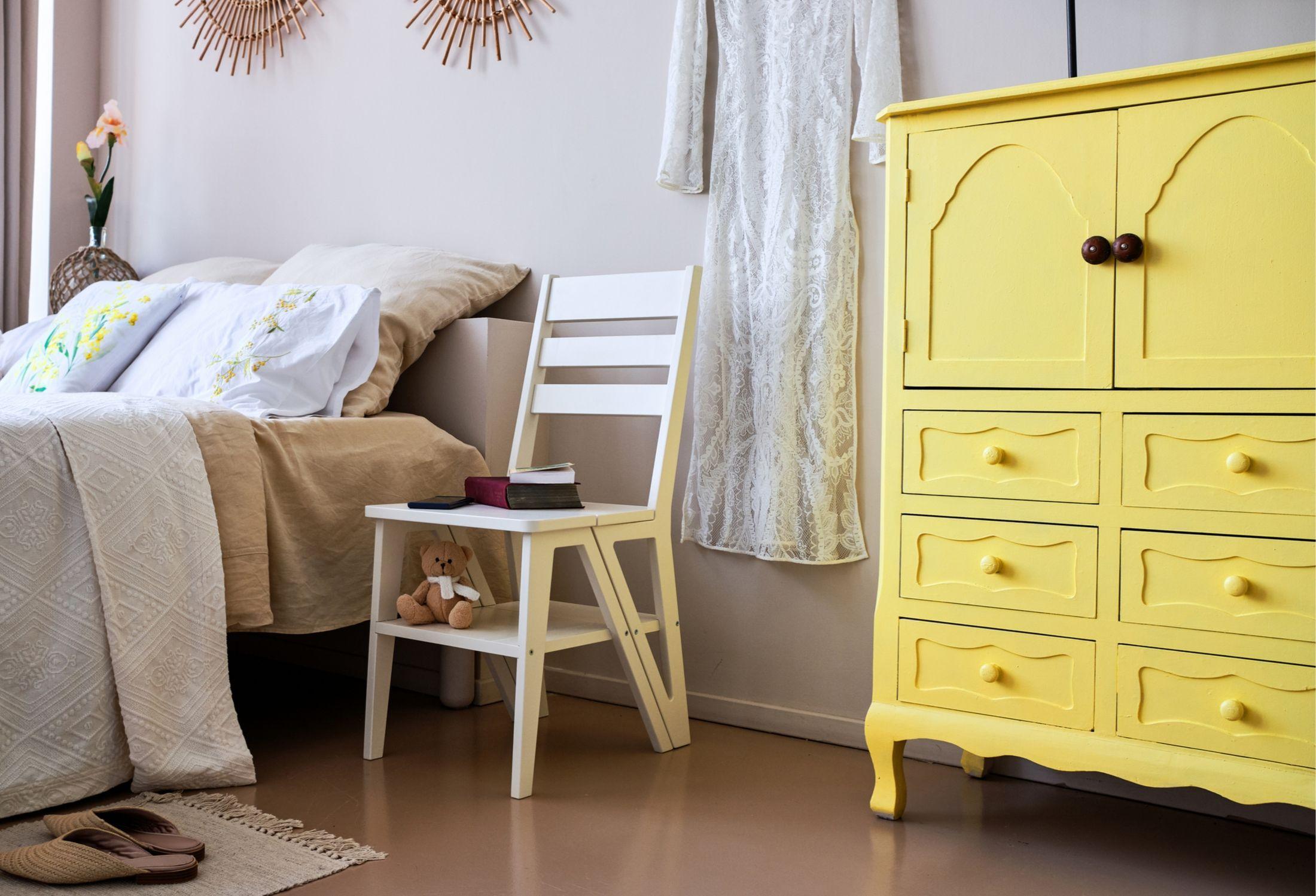 Recuperar móveis antigos