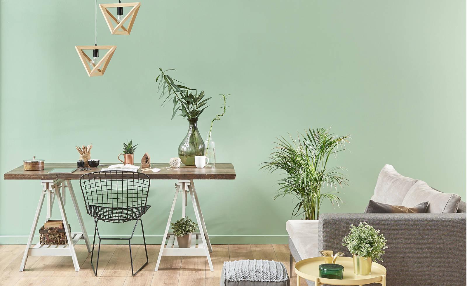 Siéntase en sintonía con la naturaleza con la colección Green Revelation