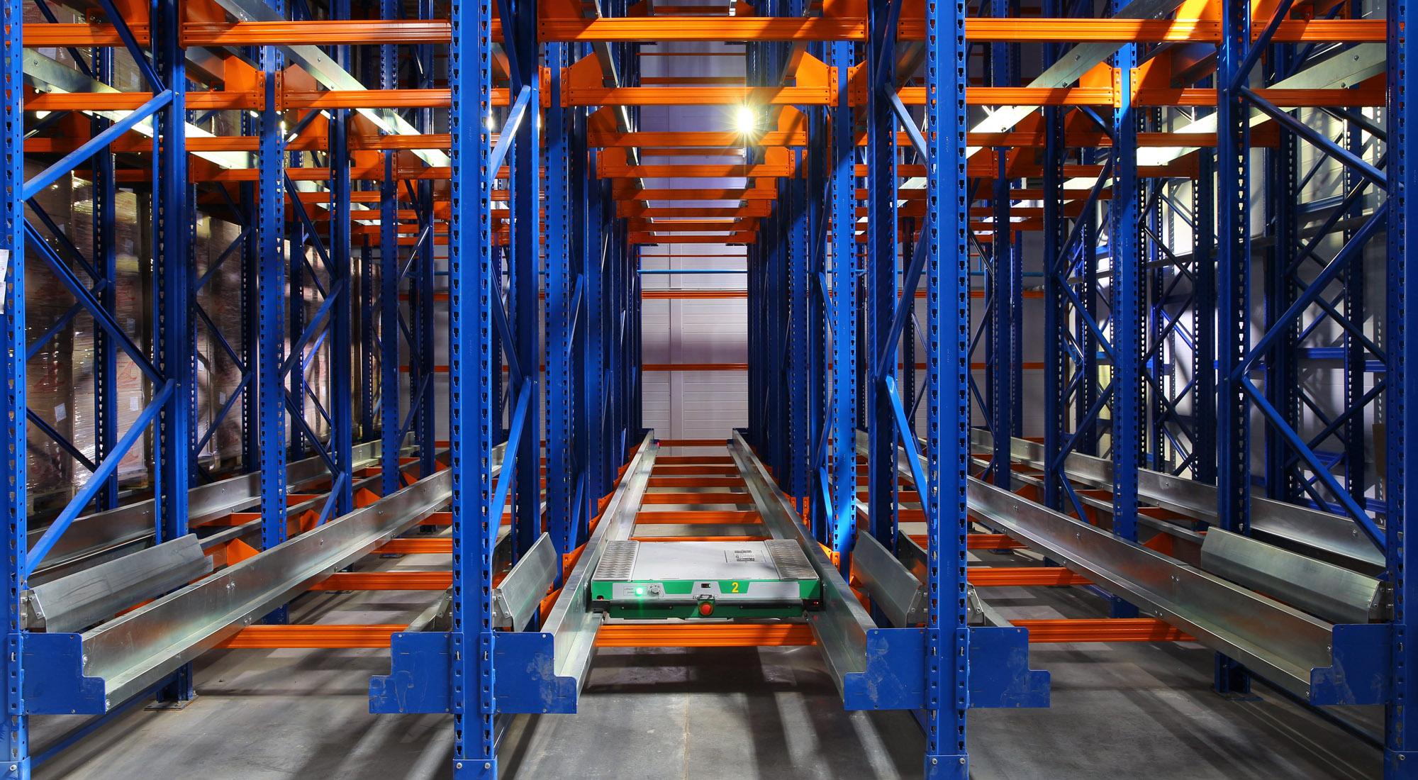 Racks, Étagères et Aménagement de Stockage Industriels