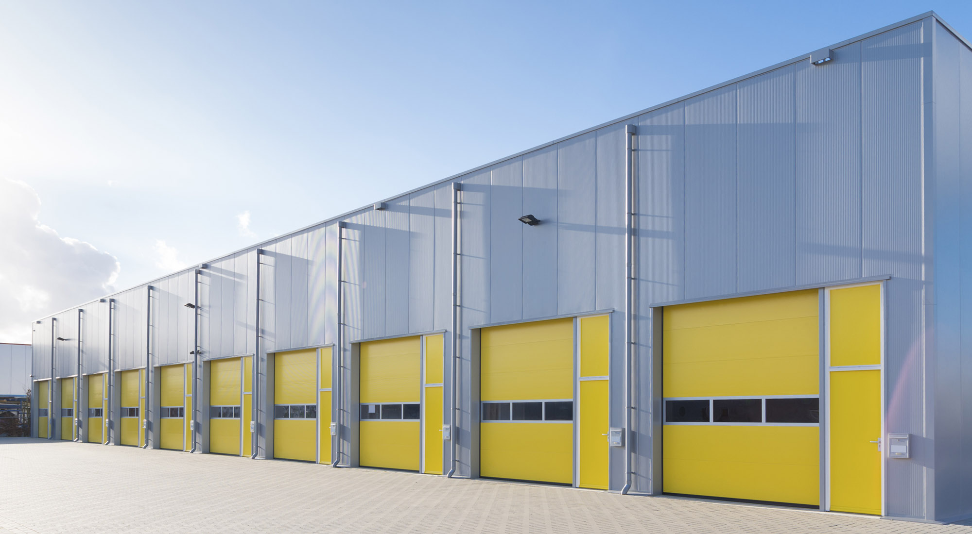 Industrial Buildings and Warehousing
