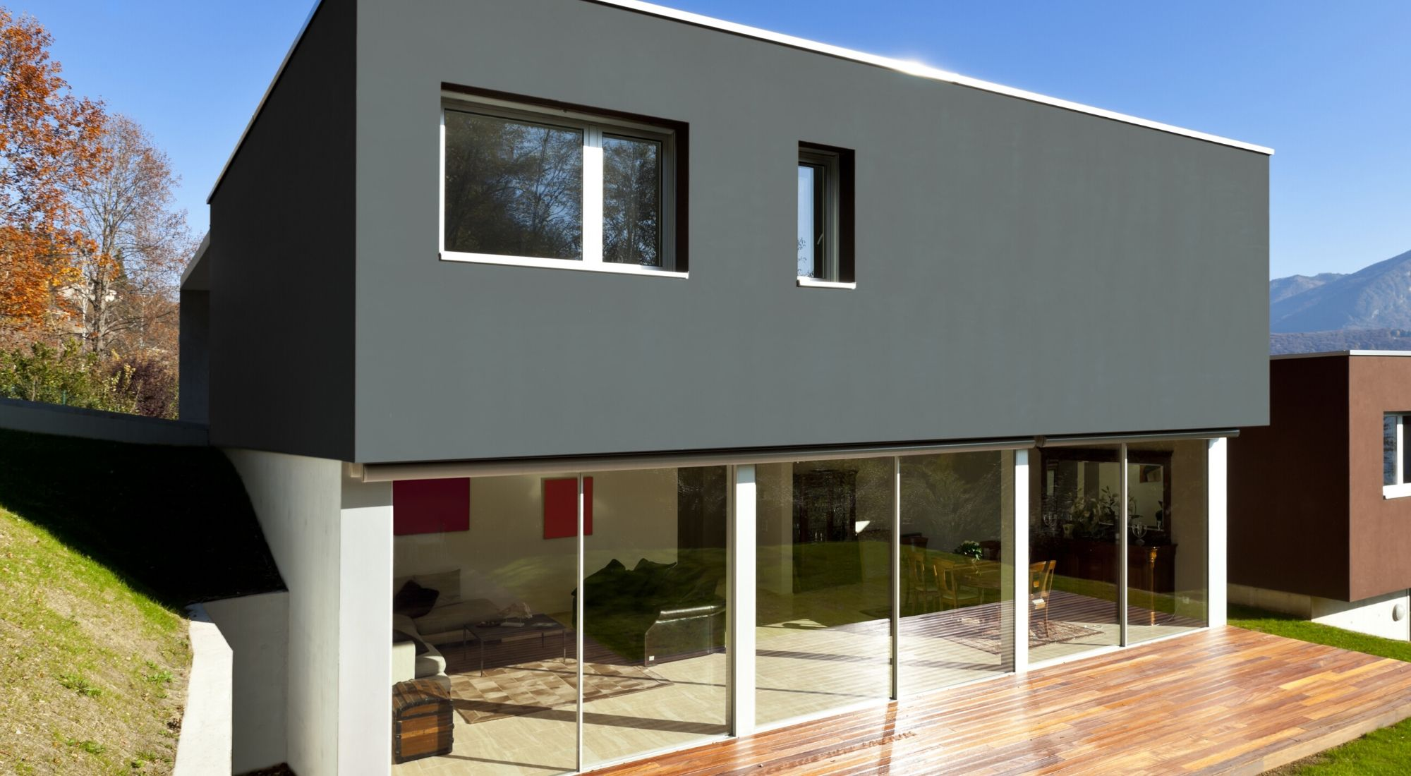 CIN-k provides dark colours to cover ETICS with Thermal Reflective Technology